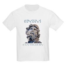 Odysseus Is My Homer-Boy T-Shirt