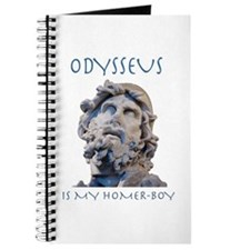Odysseus Is My Homer-Boy Journal