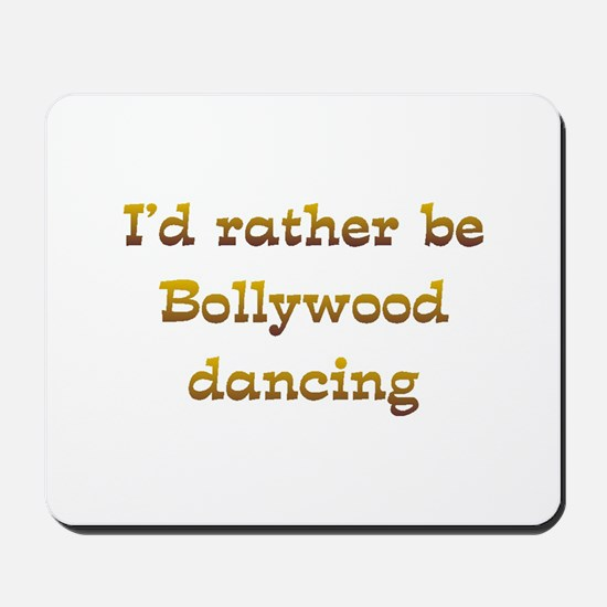IRB Bollywood Dancing Mousepad