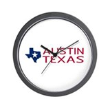 Austin tx Wall Clocks