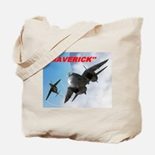 Cute Maverick Tote Bag