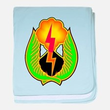 25th Infantry Division baby blanket