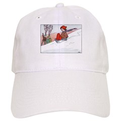 1930's Snow Fun #4 Baseball Cap