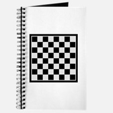 Checkers board Journal