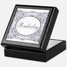 Pemberley Keepsake Box