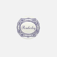 Pemberley Mini Button (100 pack)
