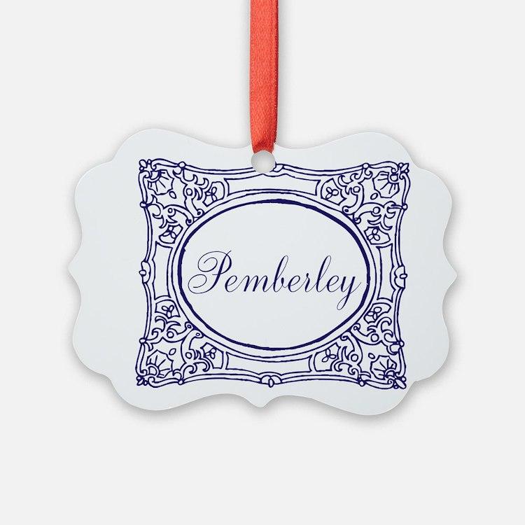 Pemberley Ornament