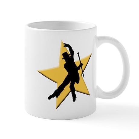 Tophat and Tails Dancer Mug
