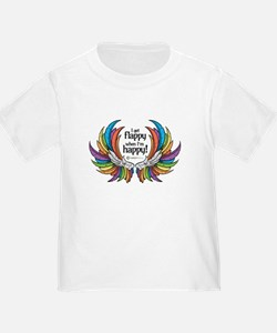 Autism Wings - Flappy/Happy! T-Shirt