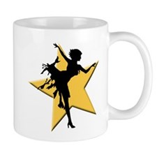 Ballroom Dancing with Star Mug