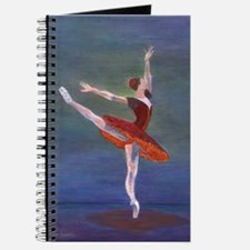 Red Ballelrina Journal