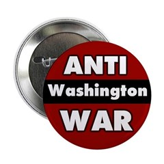 Washington Antiwar Button