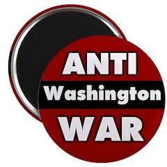 Anti-war Washington Magnet