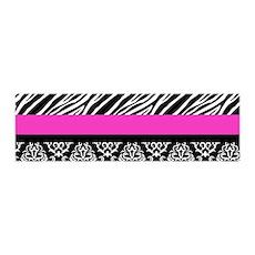 Safari: Hot Pink Wall Decal