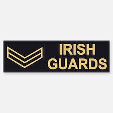 Irish Guards LCpl<BR> Bumpersticker 2