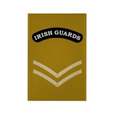 Irish Guards LCpl<BR> Rectangle Magnet