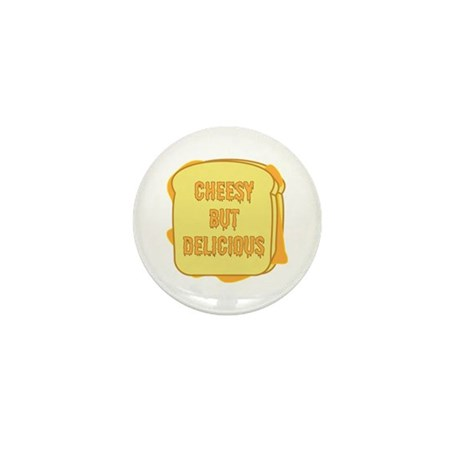 Grilled Cheese Mini Button (10 pack)