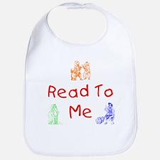 Funny Books Bib