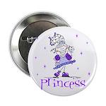 Princess in Purple Button