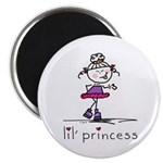 lil' princess 2 Magnet