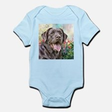 Labrador Painting Body Suit