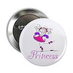 Pretty Pink Princess Button