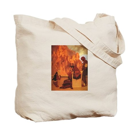 2 Fairy Tales Tote Bag
