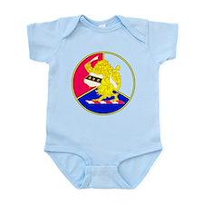Army 28th Infantry Division Logo Infant Bodysuit
