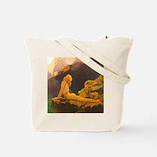 Ecstatic Women Tote Bag