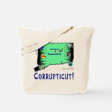 CT-Corrupticut! Tote Bag