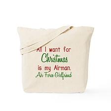 AF Girlfriend Tote Bag