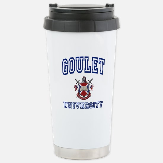 GOULET University Mugs
