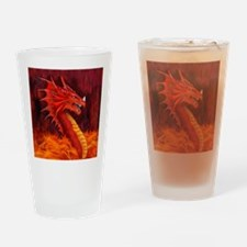 Dragon Terrifier Drinking Glass