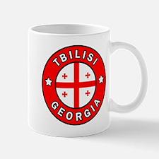 Tbilisi Georgia Mugs