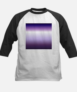 abstract lilac purple ombre Baseball Jersey