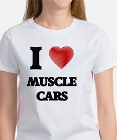 I love Muscle Cars T-Shirt