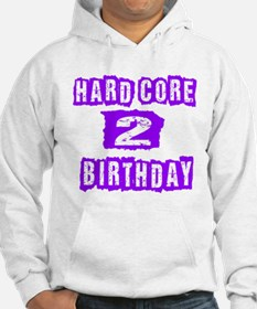 Hard Core 02 Birthday Jumper Hoody