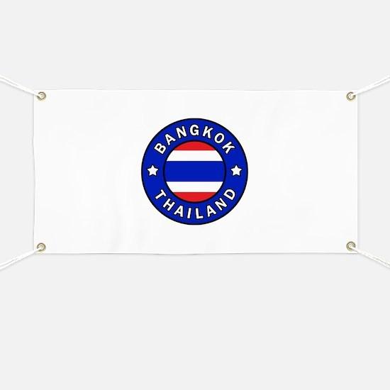 Bangkok Thailand Banner