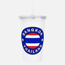 Bangkok Thailand Acrylic Double-wall Tumbler