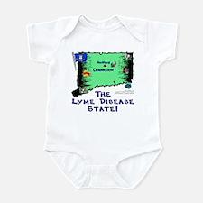 CT-Lyme! Infant Bodysuit