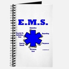 Star Of Life Shirt and Gift Journal
