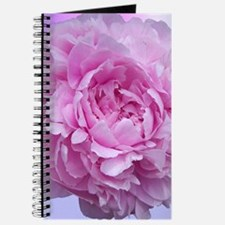 peony flower Journal