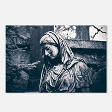STATUE Postcards (Package of 8)