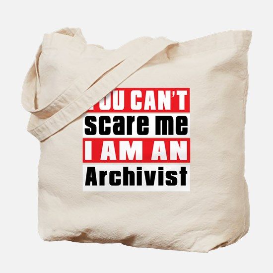 I Am Archivist Tote Bag