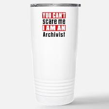 I Am Archivist Travel Mug
