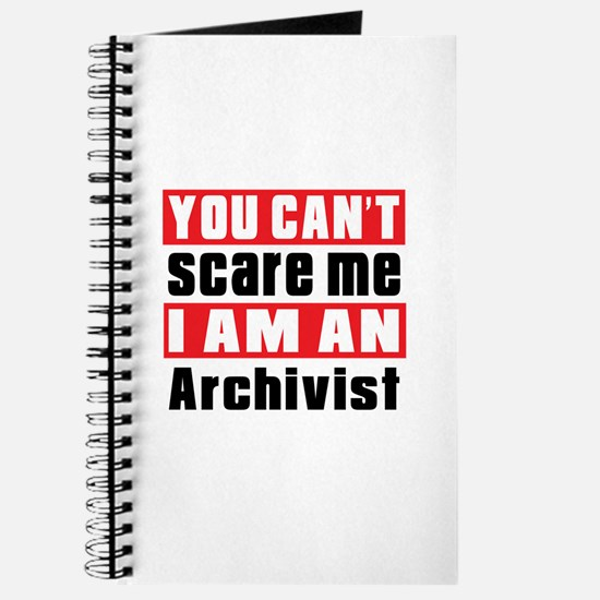 I Am Archivist Journal
