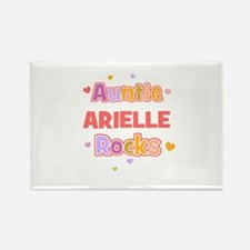 Arielle Rectangle Magnet