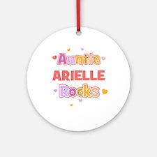 Arielle Ornament (Round)