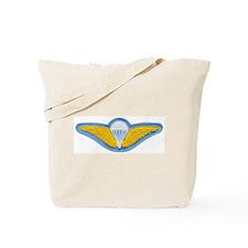 Iraqi Paratrooper Wings Tote Bag