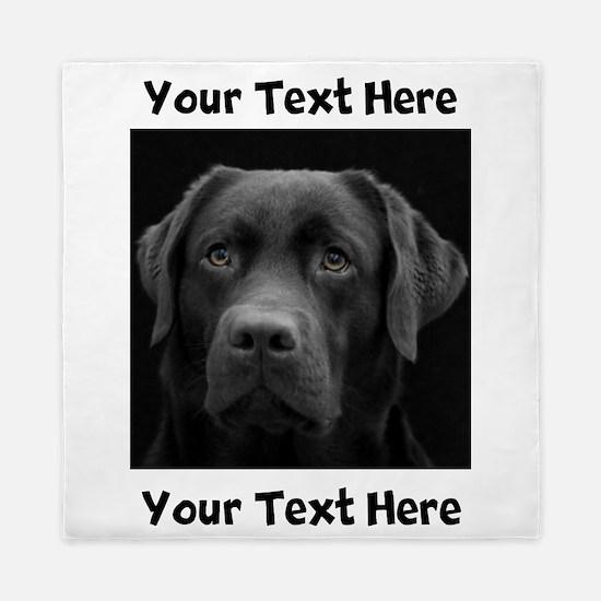 Dog Labrador Retriever Queen Duvet